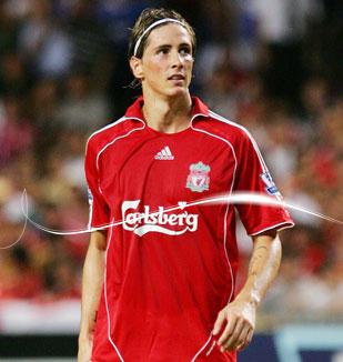 Fernando Torres @ LFC vs Derby County